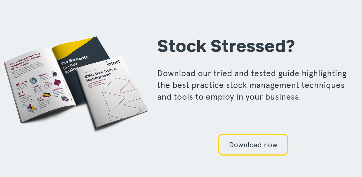 Effective stock management brochure