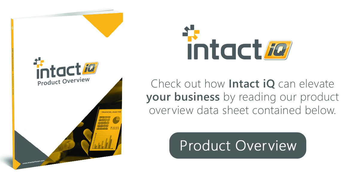 Intact iQ ERP Product Overview