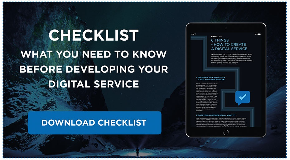 What You Need To Know Before Developing Your Digital Service