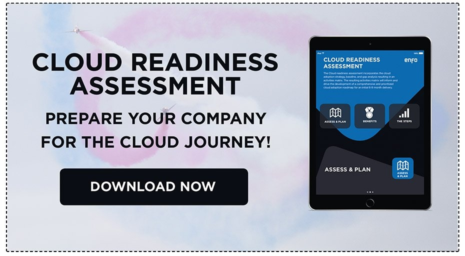 Download Cloud Readiness Assessment