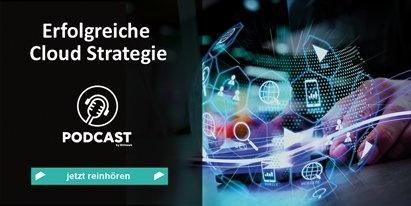 Registration zum Podcast erfolgreiche Cloud Strategie von Swisshaus