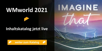 Zum WMworld Inhaltskatalog 2021