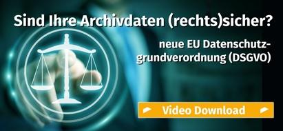 DSGVO - EU Datenschutzgrundverordnung