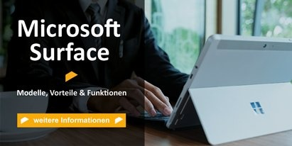 Download Produkteblatt Microsoft Surface
