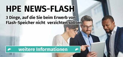 HPE News Flash