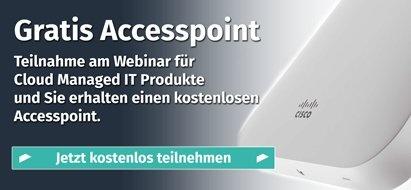 Gratis Accesspoint