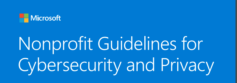 microsoft guidelines nonprofit_fairdinkum IT consulting