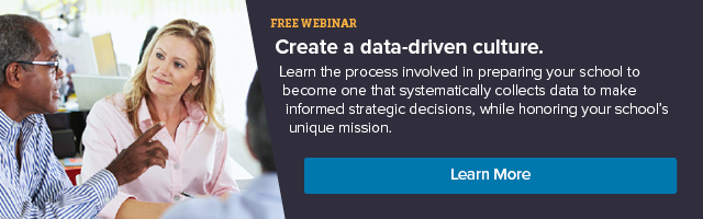 Free webinar: Create a data-driven culture.