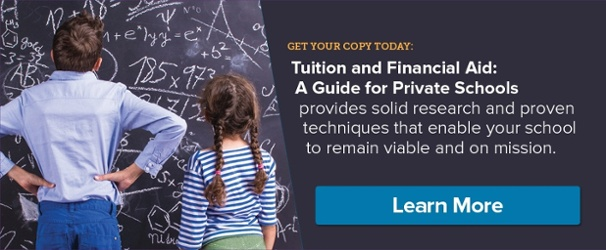 Tuition and Financial Aid Book: A Guide for Private Schools