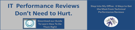 Infusive Solutions' guide to critical performance reviews