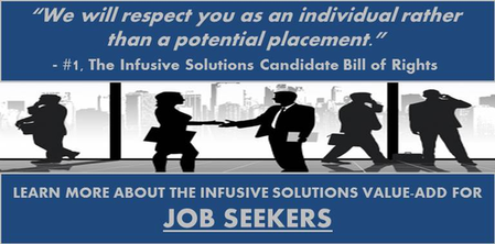Infusive Solutions NYC tech staffing firm