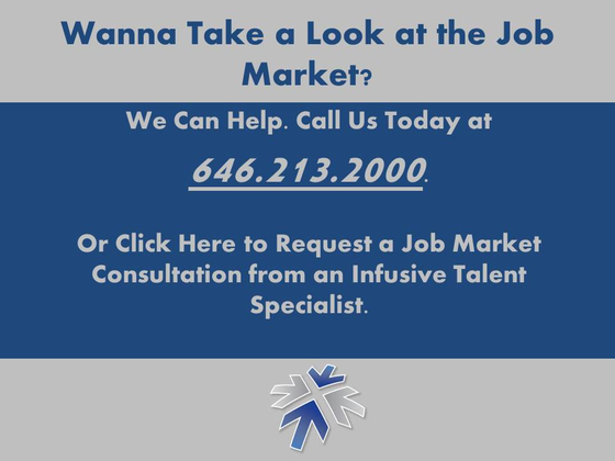 Infusive Solutions IT staffing firm in New York City