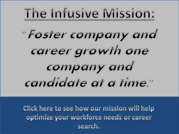 Infusive Solution, premier NYC Info Tech recruiters.