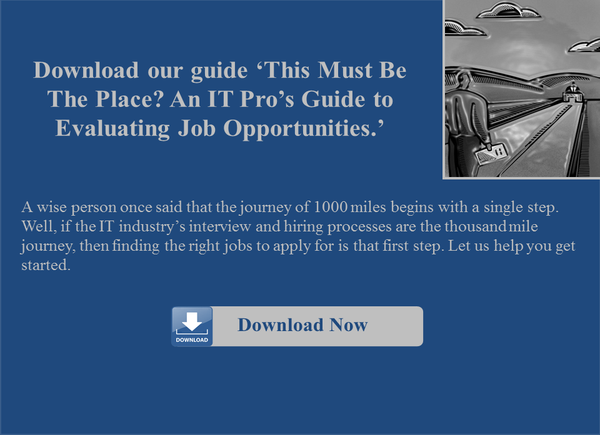 Infusive Solutions' Guide to Evaluating Job Opportunities