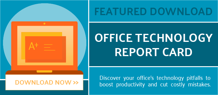 Download Your Office Technology Report Card | Office1