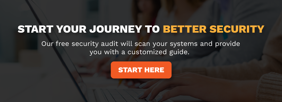 Start Your Journey To Better Security