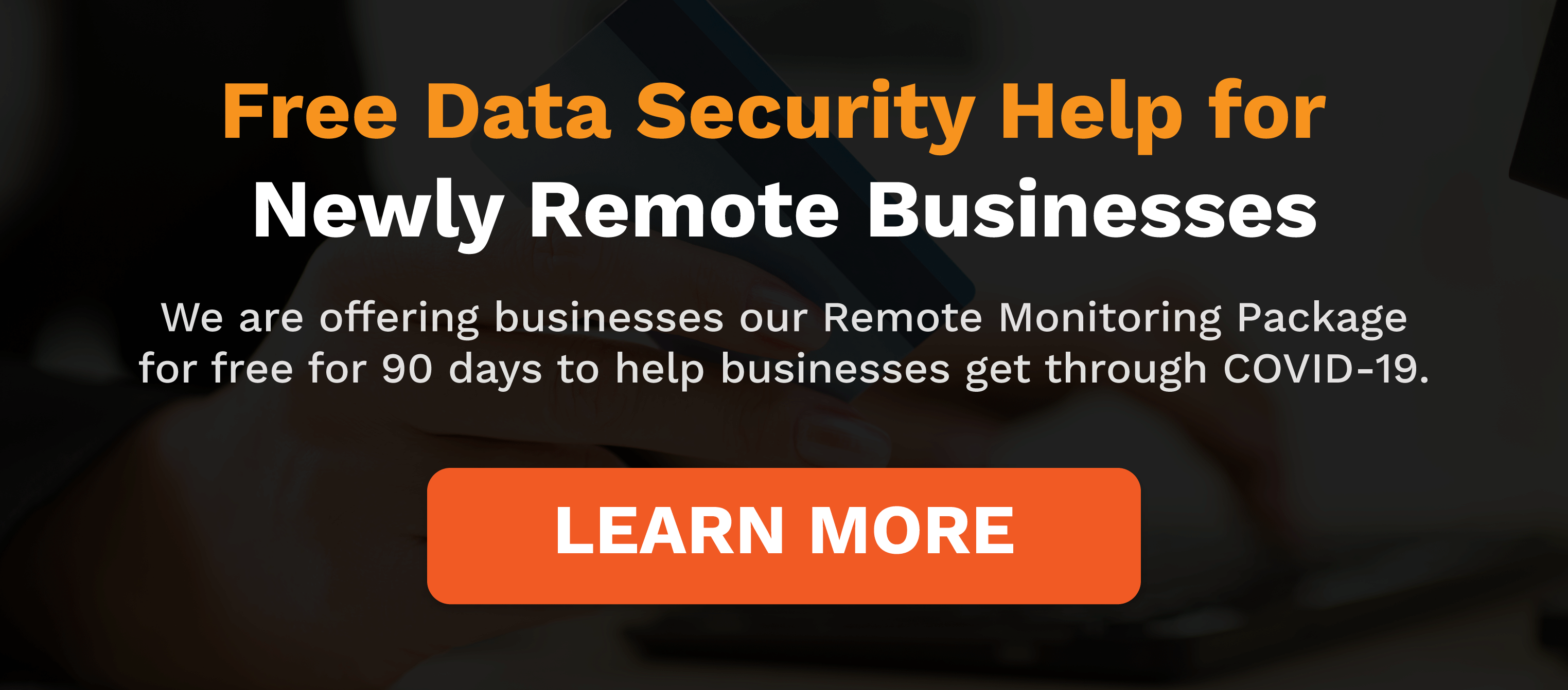 Free Data Security Help
