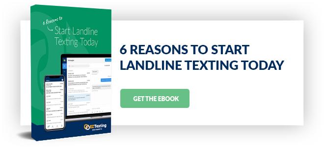 text-to-landline