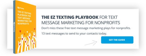 Text Message Marketing for Nonprofits Playbook
