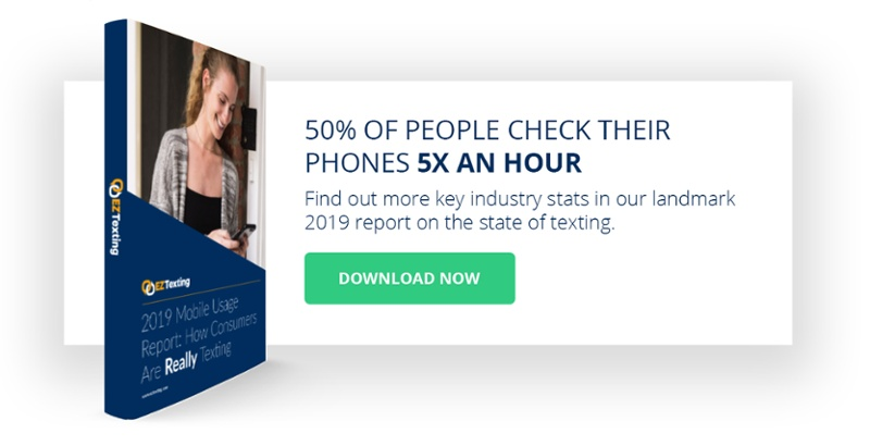 2019 Mobile Usage Report and Text Statistics