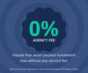 Zero Agency Fee