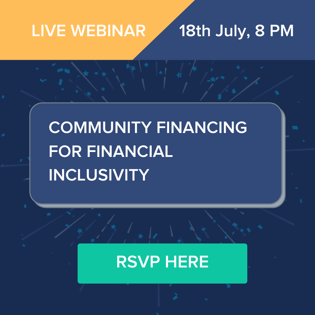 Community Financing for Financial Inclusivity