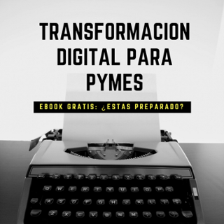 Ebook gratis transformacion digital para pymes