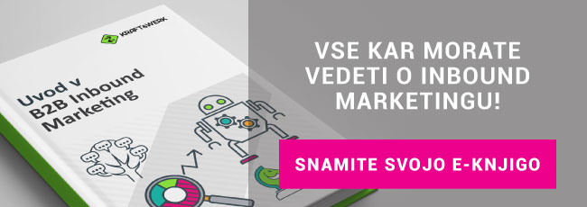 Kraft-Werk - Uvod v B2B vhodni (Inbound) marketing