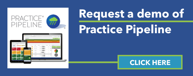 Request a demo of Practice Pipeline