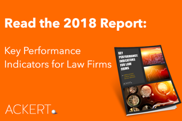Read the 2018 Report: Key Performance Indicators for Law Firms