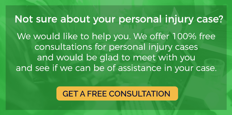 We'll help you figure out your personal injury case with a free consultation.