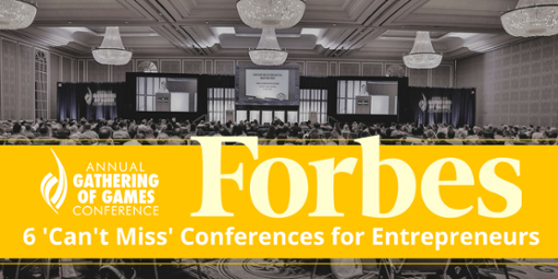6 'Can't Miss' Conferences for Entrepreneurs