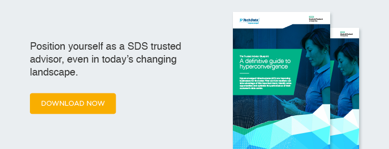 The Trusted Advisor Blueprint: A definitive guide to hyper-convergence