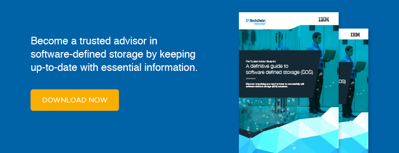 The Trusted Advisor Blueprint: A definitive guide to software defined storage