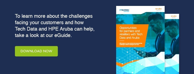 Download: HPE Aruba eGuide