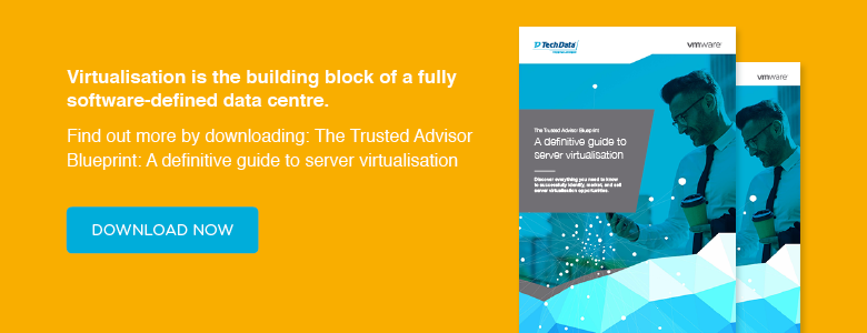 The Trusted Advisor Blueprint: A definitive guide to server virtualisation