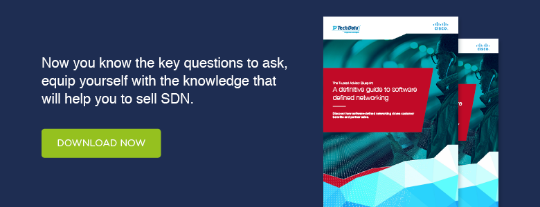 The Trusted Advisor Blueprint: A definitive guide to software defined networking