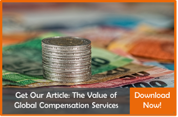 The Value of Global Compensation Services