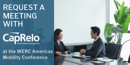 Request a Meeting at WERC Americas