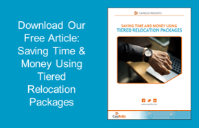 Save Time & Money Using Tiered Relocation Packages