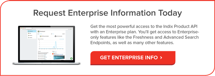 Request Enterprise Access Today