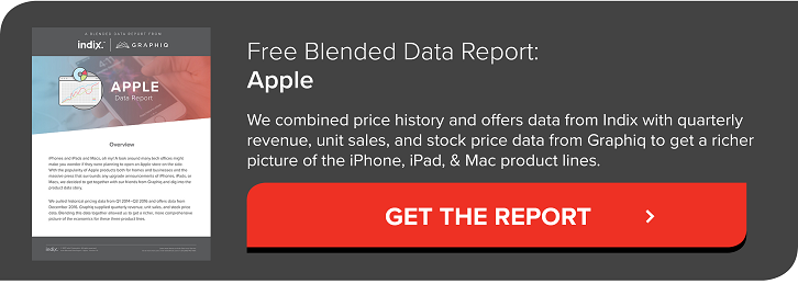 download apple blended data report