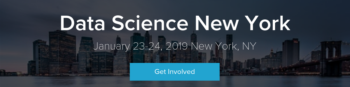 Data Science New York Banner