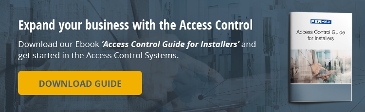 ACCESS CONTROL GUIDE INSTALLERS