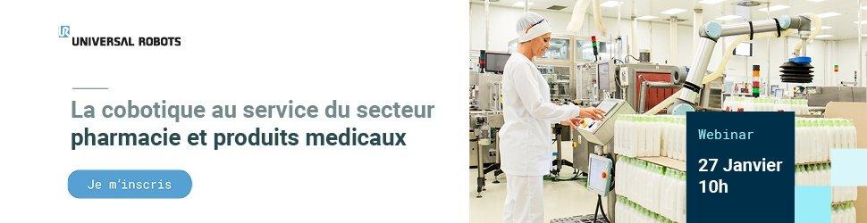 webinaire industrie pharmaceutique