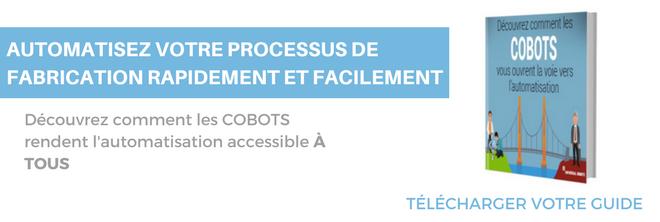 automatiser son processus de fabrication avec les cobots
