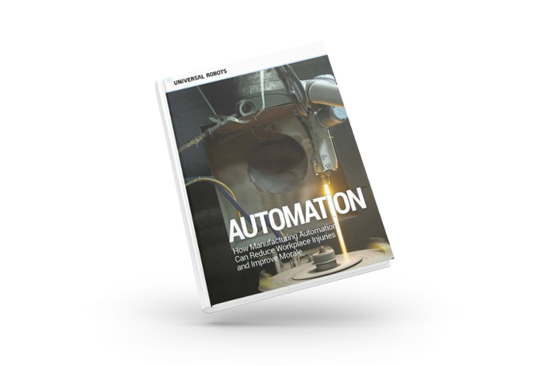 Automation - How manufacturing automation can reduce workplace injuries
