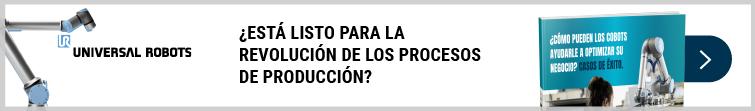 ¿Estás listo para la revolución de los procesos de producción?