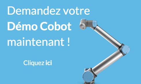 découvrir le robot collaboratifs - démo