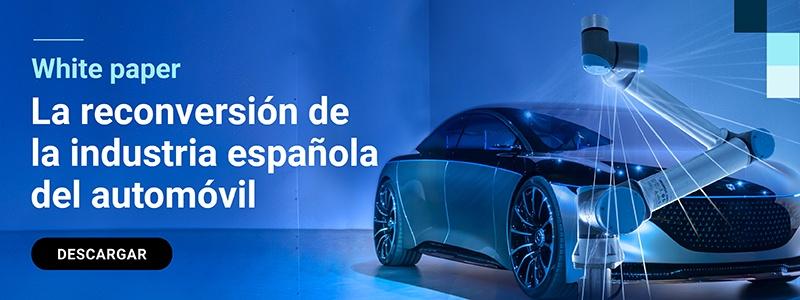 Reconversión de la industria española del automóvil